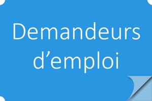 Appui aux demandeurs d'emploi